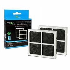 FilterLogic Ffl-155l Fresh Air Filters (2pk) Compatible W/ LG Lt120f Adq73214404