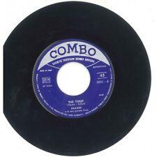 "LP 45 GIRI 7"" ORCHESTRA KRAMER THE TWIST/ TON ADIEU"