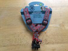 Dog nylon strap harness size M New