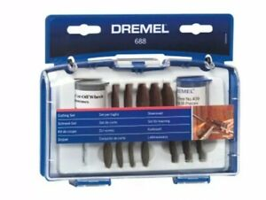 Dremel 688 Cutting Set, Accessory Kit with 69 Best-selling Cutting Accessories
