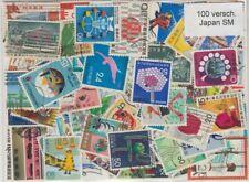 100 verschiedene Briefmarken  Japan japon nippon nur Sondermarken + Großformate
