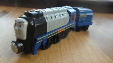 Take Along n play Thomas Tank & Friends Train - RACING VINNIE - POST DISCOUNTS!!