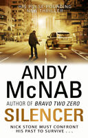 A Nick Stone thriller: Silencer by Andy McNab (Paperback) FREE Shipping, Save £s