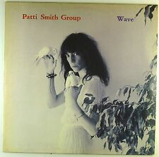 "12"" LP - Patti Smith Group - Wave - A3500 - washed & cleaned"