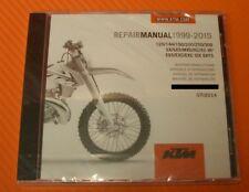 Werkstatthandbuch Reparaturanleitung  KTM  125 144 150 200 250 300 SX SXS MXC XC