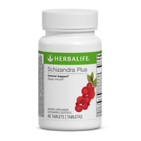 HERBALIFE Schizandra Plus helps support your immune system 60 Tablets SKU 0022