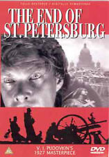 END OF ST. PETERSBURG - DVD - REGION 2 UK