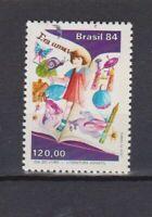 S19134) Brasilien Brazil MNH Neu 1984 Day Of The Book 1v