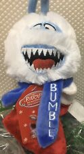 Bumble The Abominable Snowman From Rudolph The Red Nosed Reindeer 6� Stocking