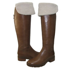 Michael Kors Womens Whitaker Over The Knee Side Zip Casual Tall Fashion Boots