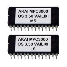 Akai MPC 3000 OS 3.50 Vailixi Eproms MPC3000 Sampler  Upgrade Firmware
