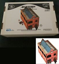 4Ground 28S-WTB-104 28mm White Chapel to Bakers Street Victorian Warehouse Kit