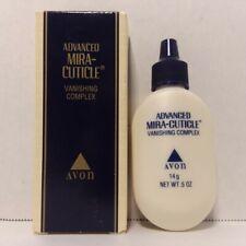 Vintage Avon Nail Solutions Advanced Mira-Cuticle Vanishing Complex