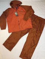 NWT OHO Fisherman Rain Gear Rainsuit Storm Front Set Mens XL