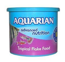 Aquarian Tropical Flake Fish Food 200g 5010394996754