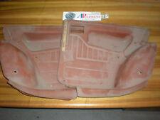 COPPIA PANNELLI PORTA (DOOR PANELS) POSTERIORE MARRONE FIAT 127