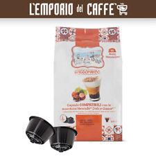 96 Capsule Solubili Gattopardo Nocciolino - Compatibili Nescafè Dolce Gusto