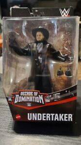 WWE Decade Of Domination Elite Collection Undertaker 6-in Action Figure