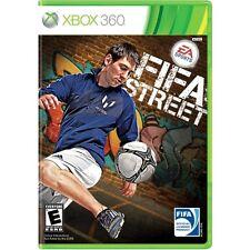 FIFA Street Microsoft Xbox 360 WITH CASE