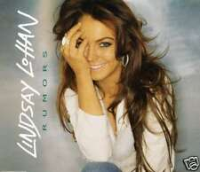 LINDSAY LOHAN Rumors 2 RARE MIXS & VIDEO GERMAN CD Single SEALED USA Seller 2004