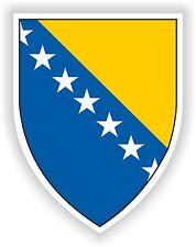 Bosnia y Herzegovina Escudo De Armas pegatina de parachoques Laptop Puerta Auto Casco Moto