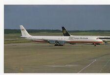 TNT Express Douglas DC-8-73C Aviation Postcard, A668