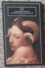 10680 Letteratura erotica - Anonimo - Confessione sessuale - ed ES 2000