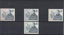 Greenland 2000 MNH Queen Margrethe II 2000 issues SG#374/5/8/9 Rigmor Mydtskov