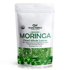 2 Pack Dried Moringa Tea Leaves (2x4 Oz),Moringa Oleifera, Miracle Leaf, Non-GMO