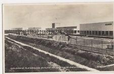 Butlins Skegness, Childrens Playground, 1939 Valentines H.1509 Postcard, B308