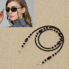 Beads Eye Glasses Sunglasses Spectacles Eyewear Chain Cord Lanyard Holder Strap