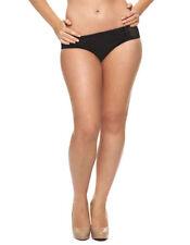 Perizomi, tanga, slip e culottes da donna nero taglia 44