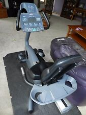 Precor C846i Recumbent Exercise Bike Excellent Condition in Rockford Illinois