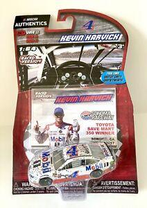 Nascar Authentics #4 Kevin Harvick 2017 Wave 11 Raced Version 1:64 Mobil 1