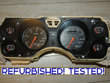 79 86 Ford Mustang Speedometer Gauge Cluster  REFURBED TESTED LEDS