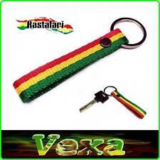 Stylish Keychain Key-ring Rasta Reggae Jah Army Bob Lion of Judah Surfer KR02