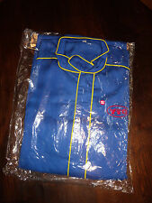 YTO DFH Rabtrak Tractor Boilersuit  Men's XXXL size Overalls Blue Adult's wi red