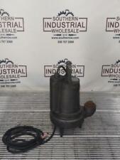 Teel Water Systemdayton Electric 3p697 15hp 230v 1725rpm 1ph Sewage Pump