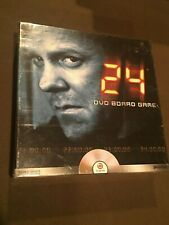 24 Twenty-Four DVD Board Game 2006 NEW MIP