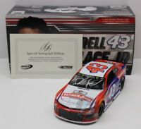 BUBBA WALLACE #43 2018 FARMER JOHN AUTOGRAPHED 1/24 SCALE NEW IN STOCK FREE SHIP
