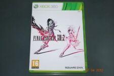 Jeux vidéo manuels inclus anglais Final Fantasy