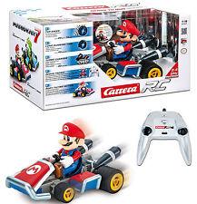 New Carrera Remote Control Fast RC 2.4 GHz Mario Kart 7 Big Mario 1:16 Gift Set