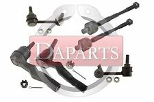 For Infiniti G35 03 To 05 Inner Outer Left Right Tie Rod End Stabilizer Bar Link