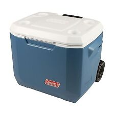 Coleman Xtreme Passive Coolers Blue/white 50 QT