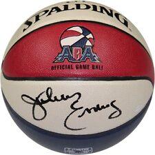 Dr. J Julius Erving AUTOGRAPHED ABA Basketball Steiner Sports GIFT IDEA NBA RARE