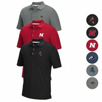 NCAA Assortment of Climacool Performance Polo Shirt Collection by ADIDAS Men's