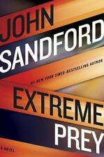 Prey: Extreme Prey by John Sandford (2016, HARDCOVER) this IS NOT an E-Book