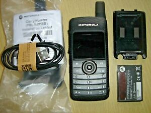 Motorola SL4000 UHF 403-470MHz Digital inc battery, antenna, holster & cable