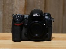 Nikon D D300S 12.3 MP Digital SLR Camera - Black (Body Only) For Parts 13K Only