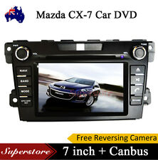"7"" Car DVD Player GPS for  Mazda CX7 2009-2012 head unit bluetooth navigation"